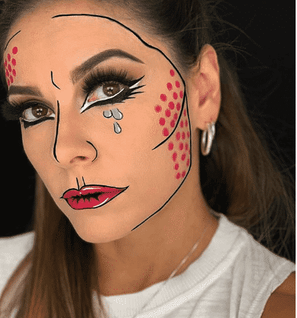 60 Most Awesome Halloween Makeup Ideas Ever For Teen Girls