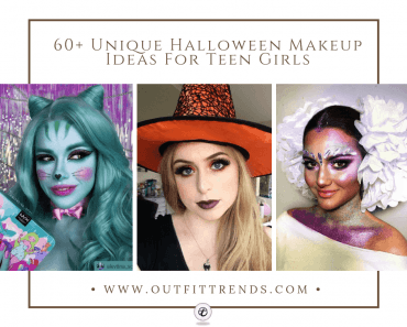 halloween makeup teen girls (1)