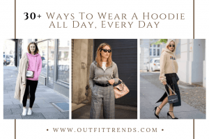 women hoodie outfits