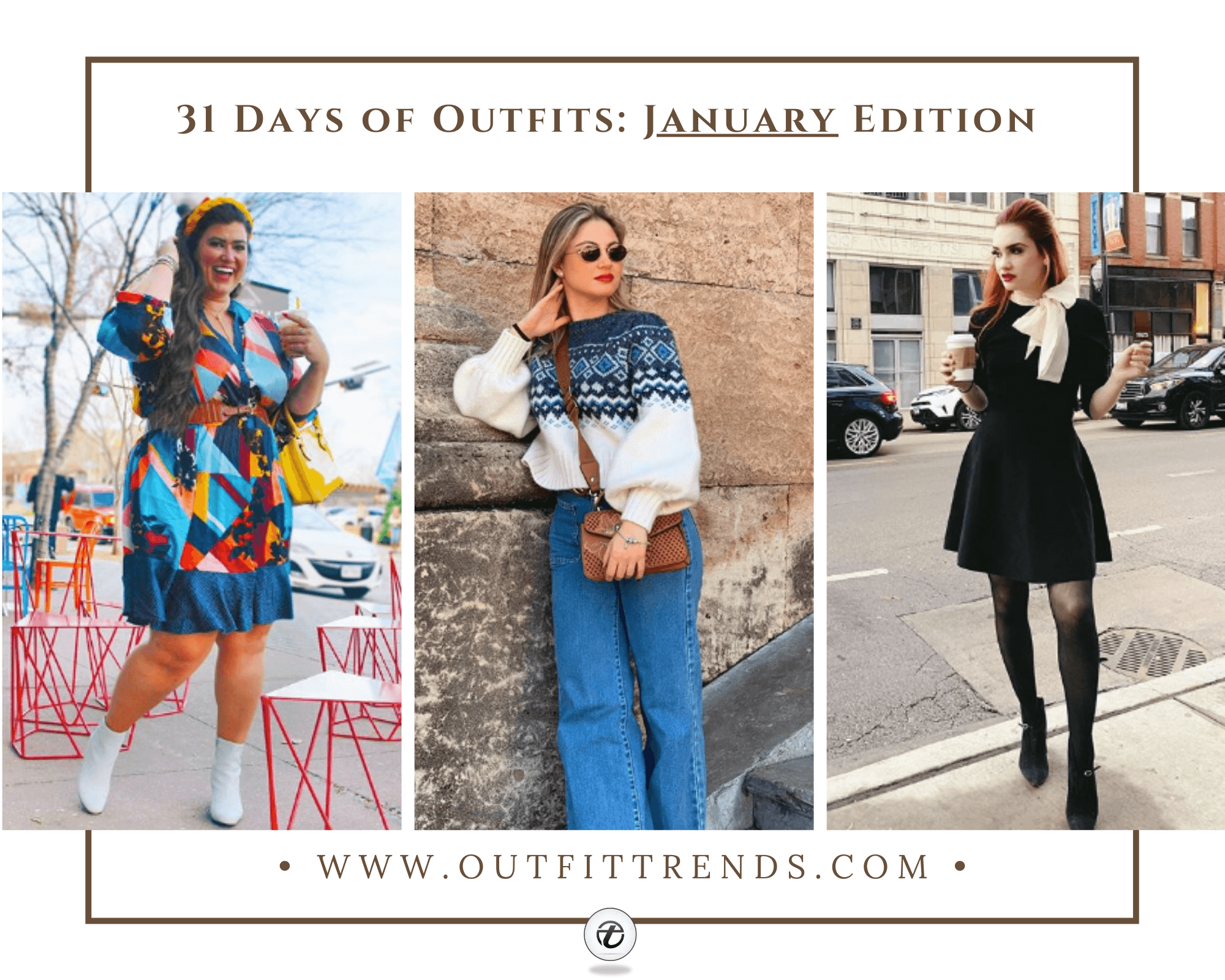 30 Best January Outfits for Women 2021 New Ideas