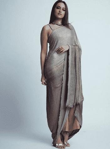 pants style saree
