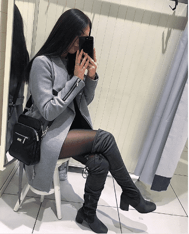 what to wear in january women