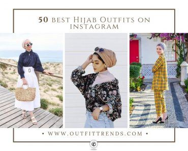 Stunning Outfits To Wear With Hijab (1)