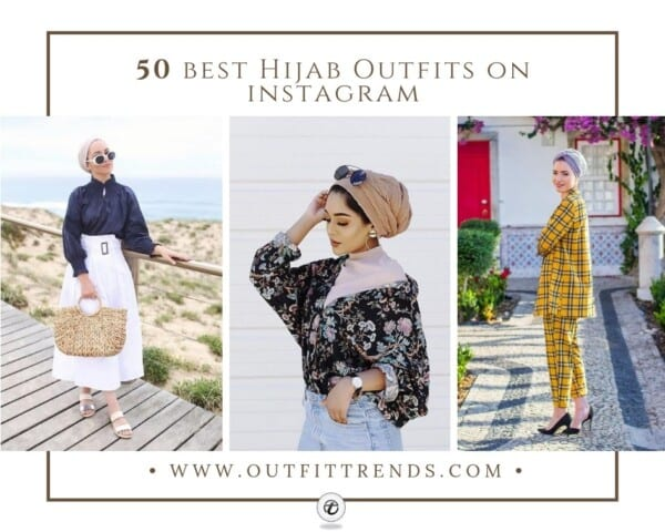 Stunning Outfits To Wear With Hijab