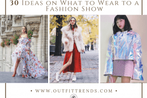 fashion show outfit ideas