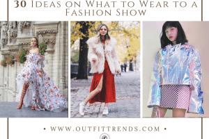 fashion show outfit ideas
