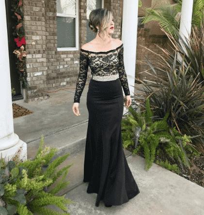 women banquet outfits