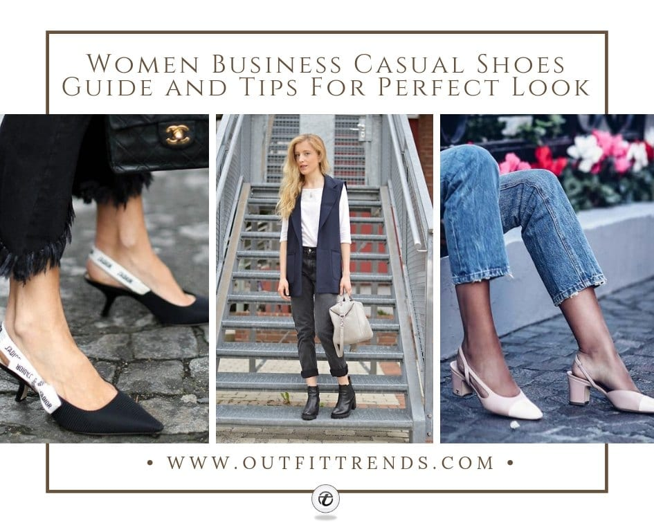 cb67f420a92 Women Business Casual Shoes Guide   10 Tips For Perfect Look