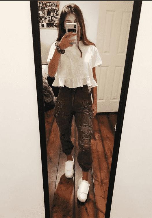 554928e54 Teenage Fashion 2019 - 18 Fabulous Outfits for Teenage Girls