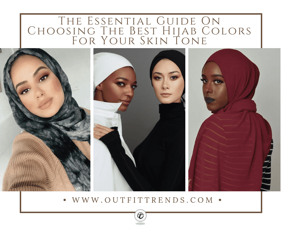 best hijab colours for all skin tones