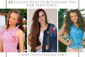 030d0486ca2 Teenage Fashion 2019 – 18 Fabulous Outfits for Teenage Girls