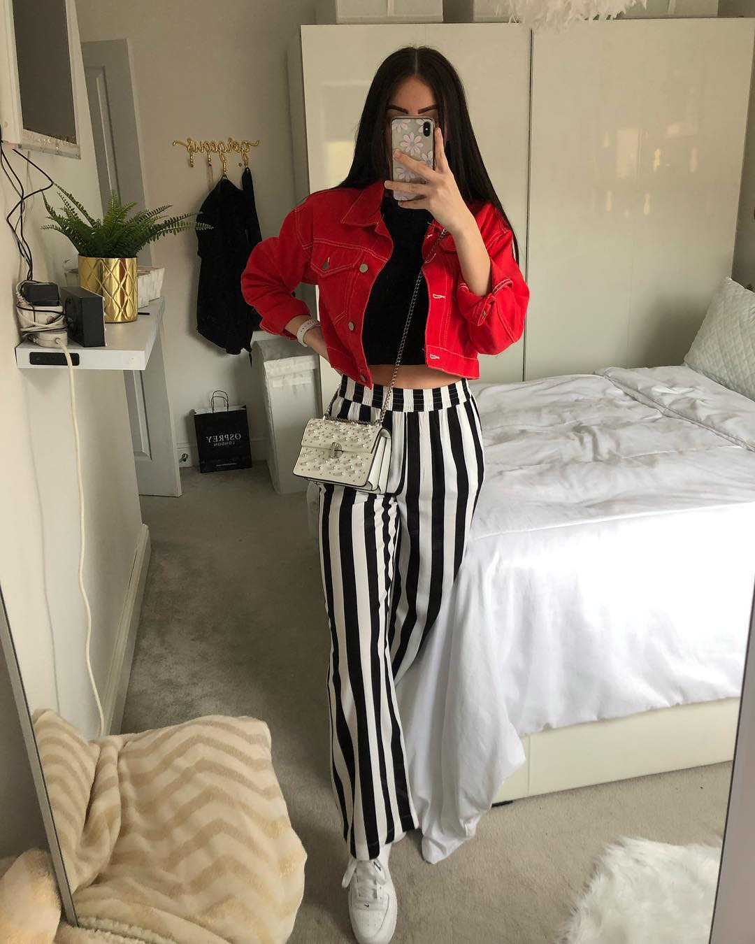 Striped Pant Outfits 22 Best Ways To Wear Striped Pants