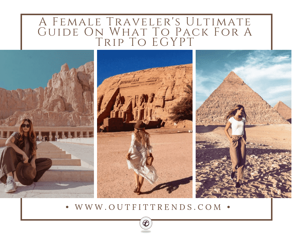 egypt trip outfits