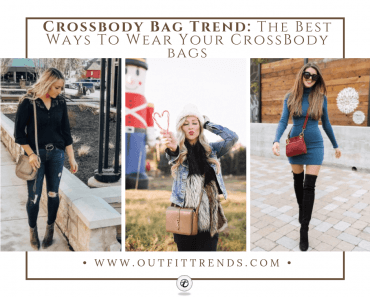 outfits to wear with crossbody bags