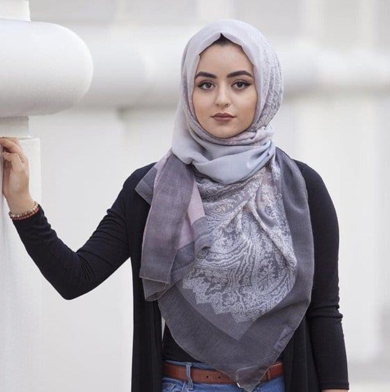 Hijab facial