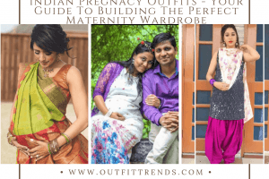 pregnancy outfits for indian women