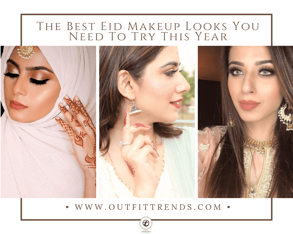 makeup ideas for Eid