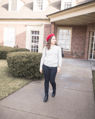 5f6af9b8a How To Wear A Beret ? 18 Pro Tips for a Perfect Beret Outfit
