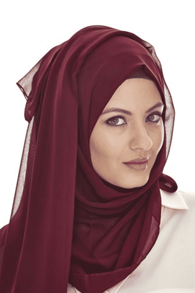 13 Stylish Hijab Wrapping Ideas For Women With Oval Face