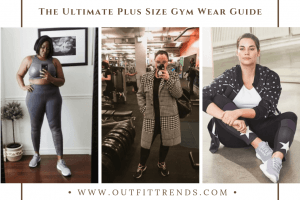 curvy women workout outfit ideas