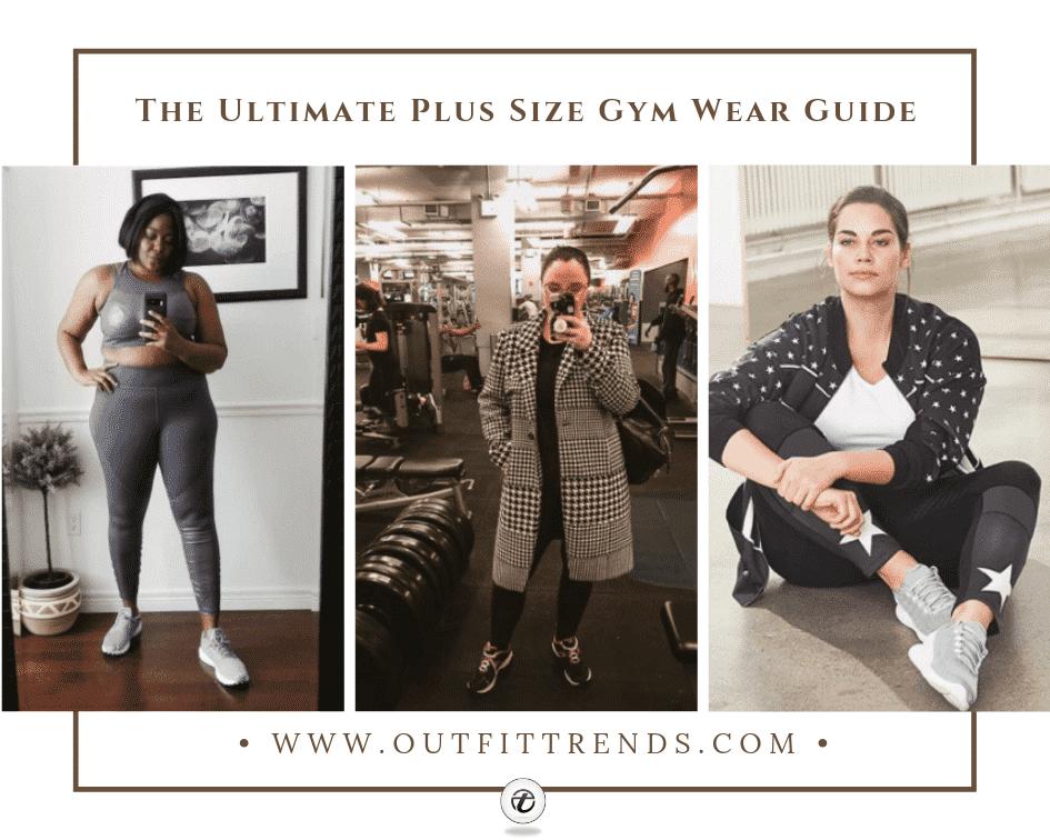 Gym Outfits For Curvy Women16 Best Plus Size Gym Wear Ideas