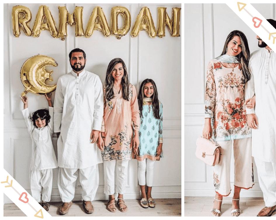 latest ramadan outfits
