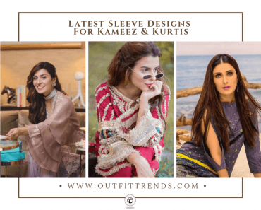 best sleeve styles for shalwar kameez and kurta