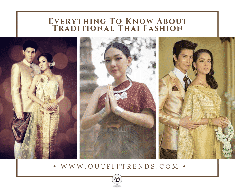 traditional thai outfits