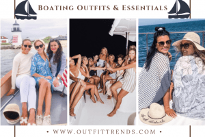 women boat outfits