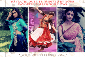 bollywood navratri outfit ideas