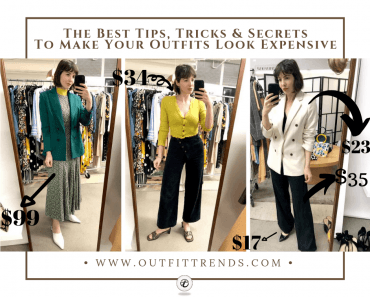 how to make your outfit look expensive tips