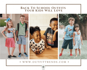 kids back to school outfits