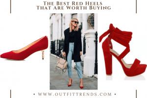 best red heels reviews