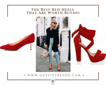 best red heels reviews