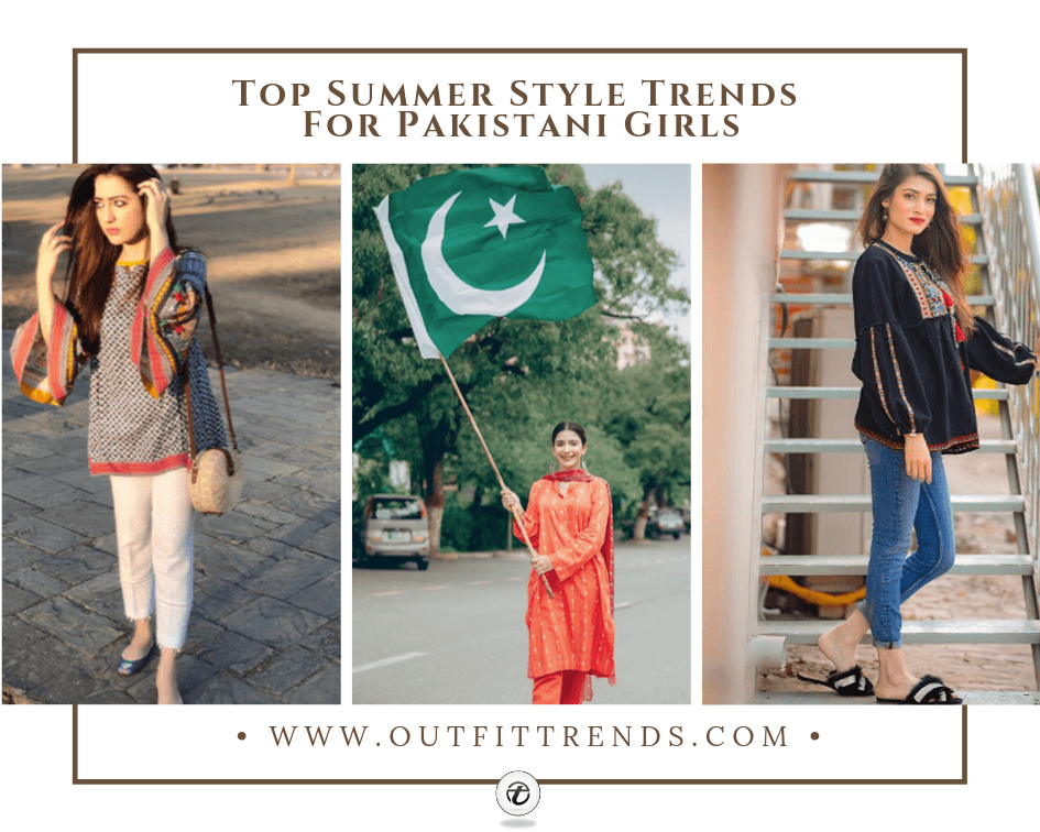 what to wear in summer for pakistani women