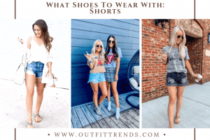 what shoes to wear with shorts