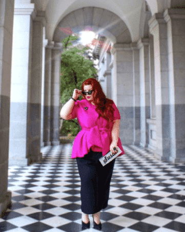 what pants to wear for plus size women