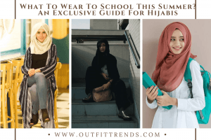 hijab outfits for school