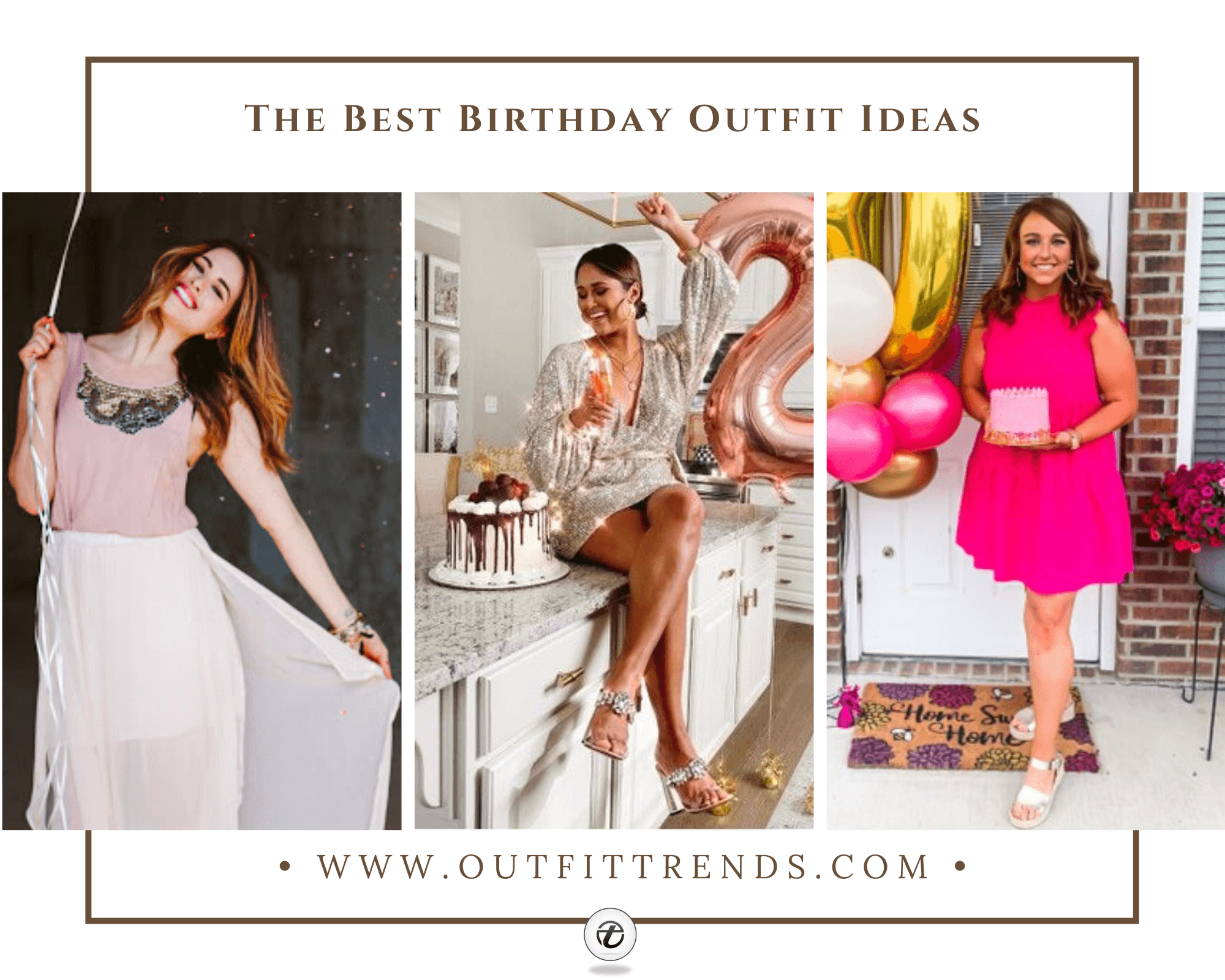 20 Cutest Birthday Party Outfits For Girls To Wear This Year