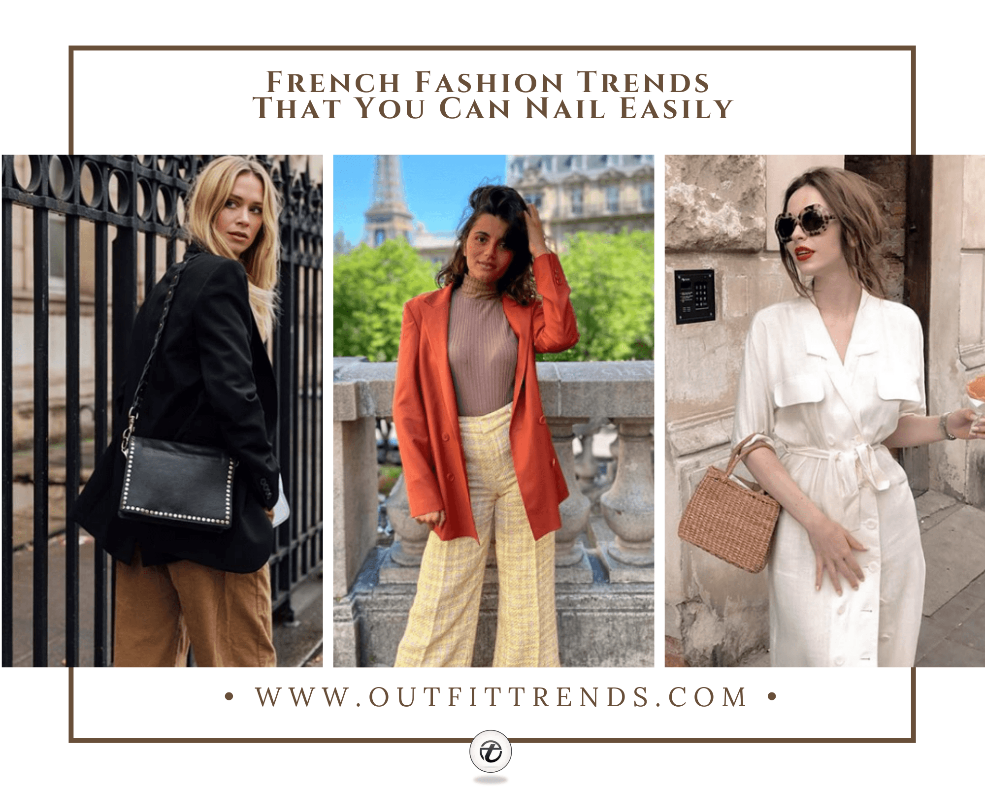 French Fashion Trends – 23 Ways to Dress Like a French Girl