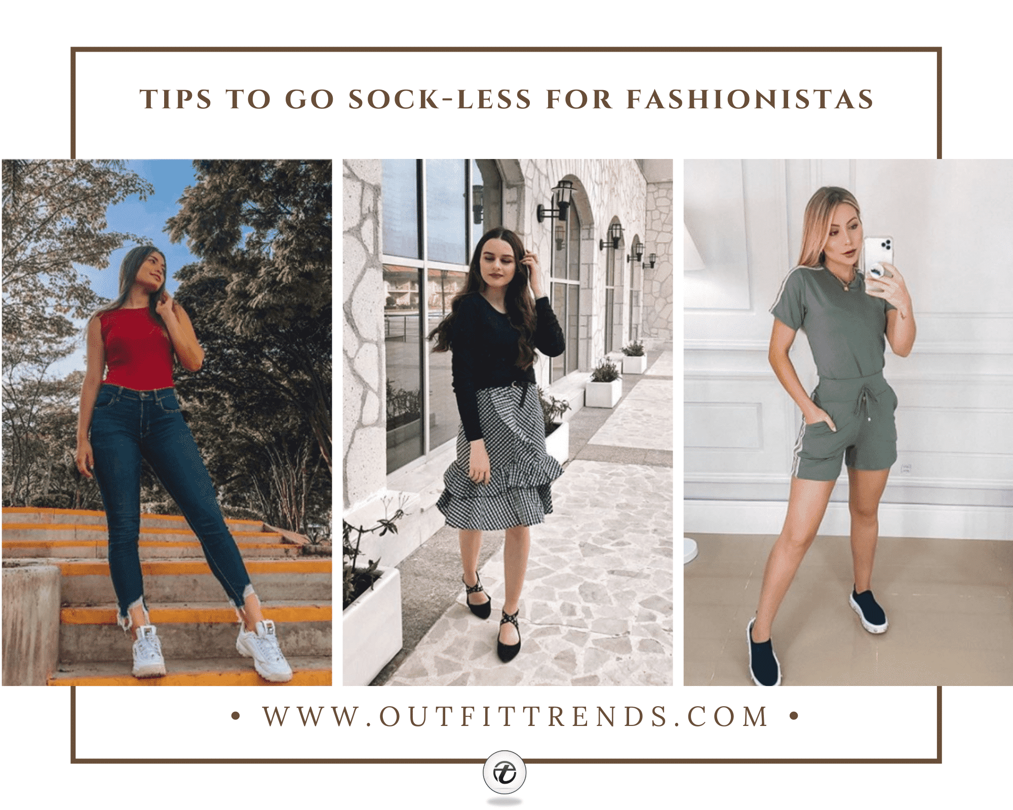 Shoes without Socks – 27 Best Ways to go Sockless for Women