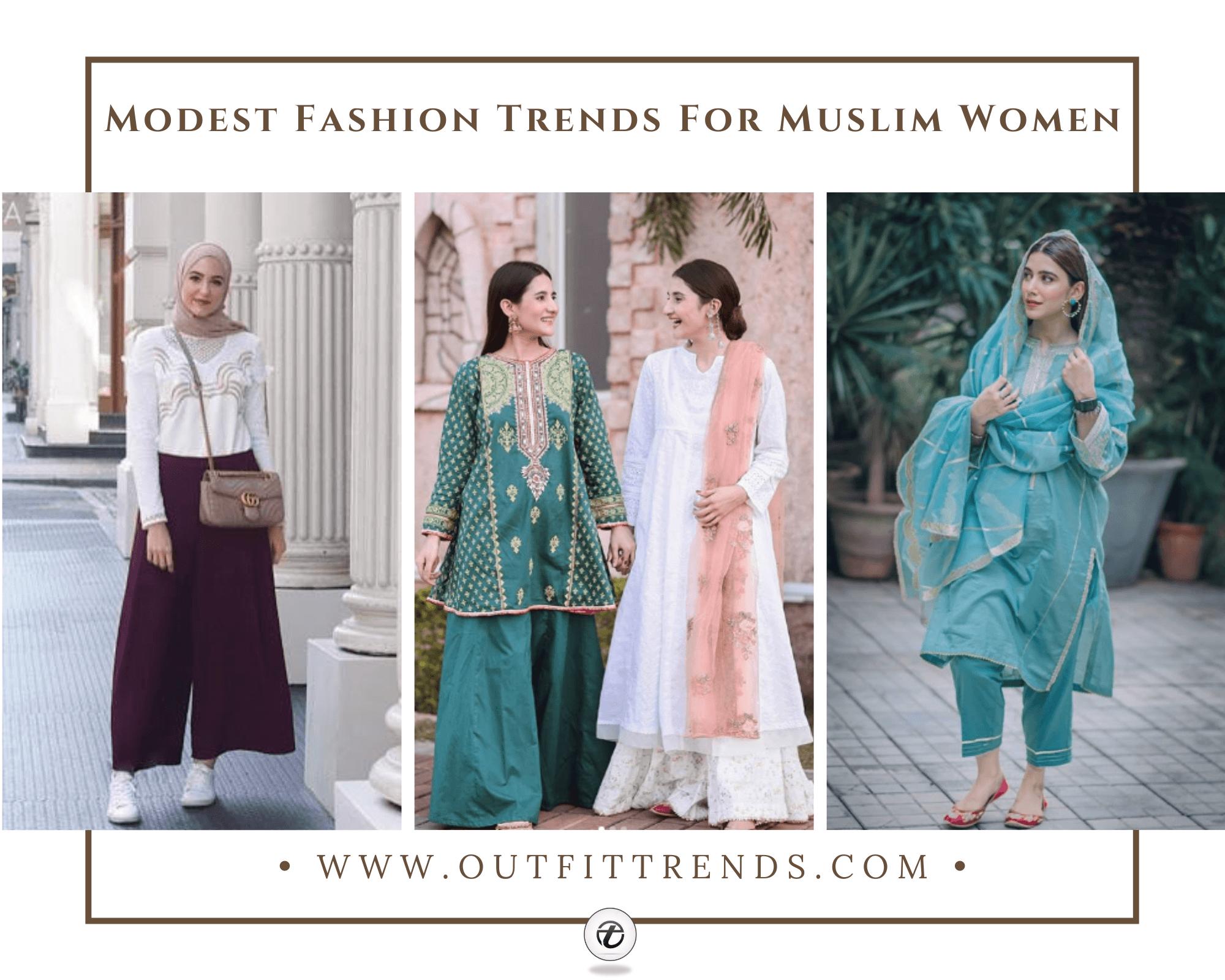 Muslim Fashion 17 Cute Modest Outfits For Muslim Girls