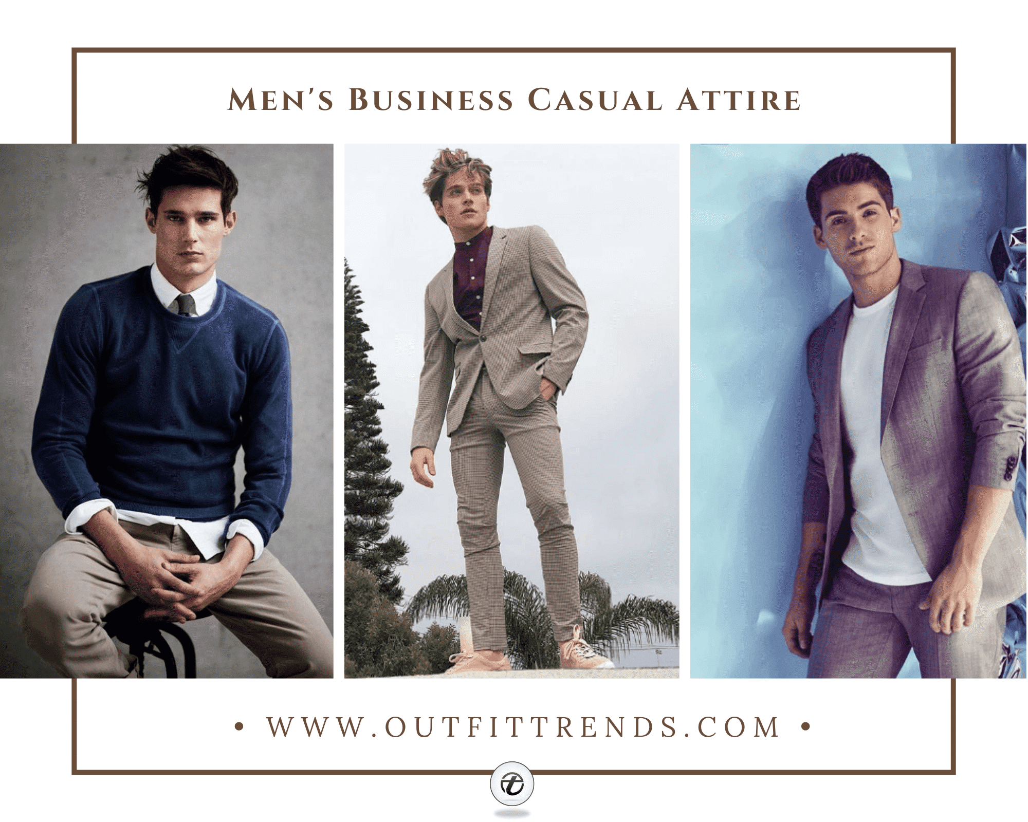 Mens Business Casual Attire Guide 34 Best Outfits for 2021