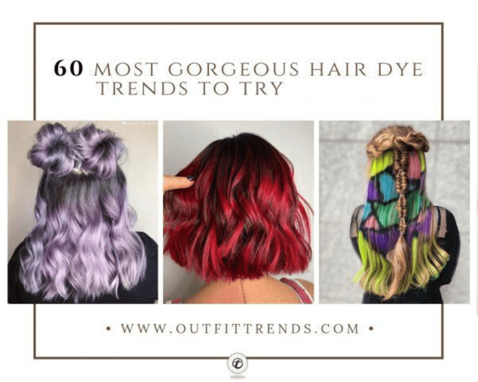 60 Most Gorgeous Hair Dye Trends For Women To Try In 2021