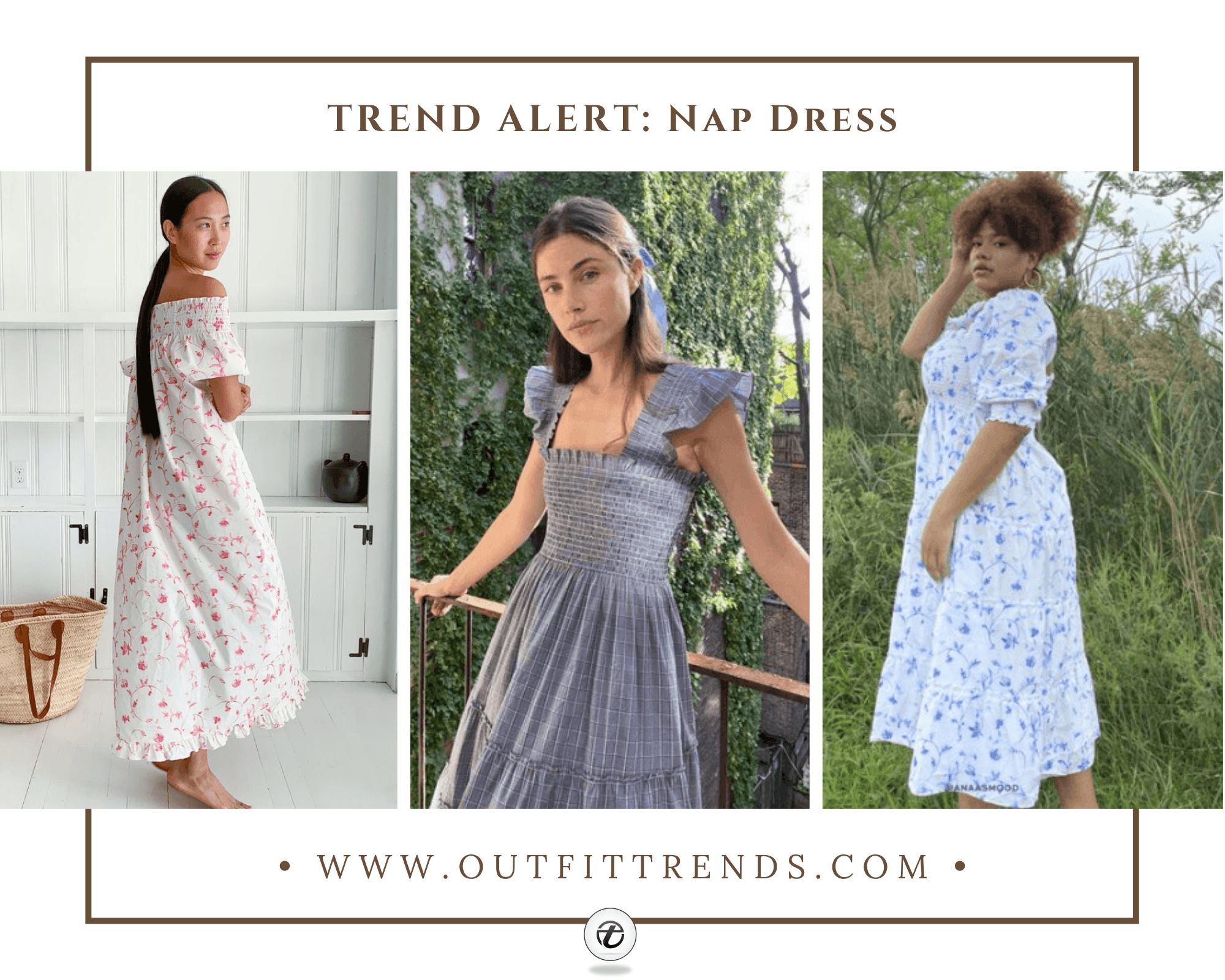 The Ultimate Nap Dress Guide You've Been Waiting For