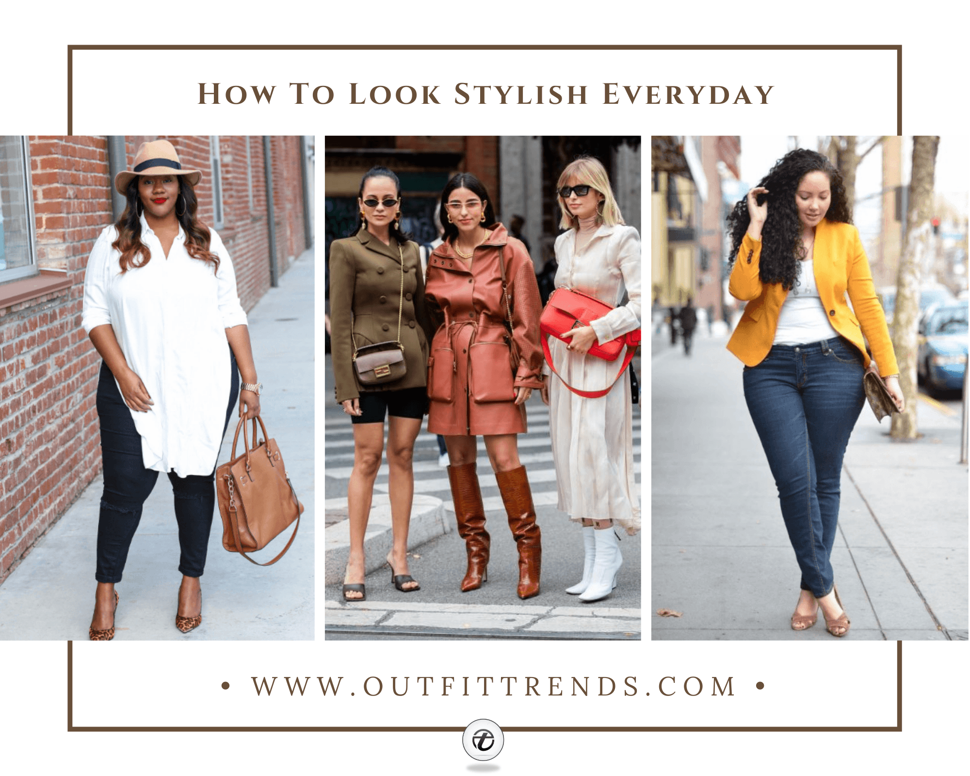 How to Look Stylish   15 Simple Tips for Girls to Look Fashionable