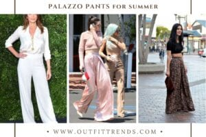 Summer Outfits with Palazzo Pants – 20 Chic Outfit Ideas