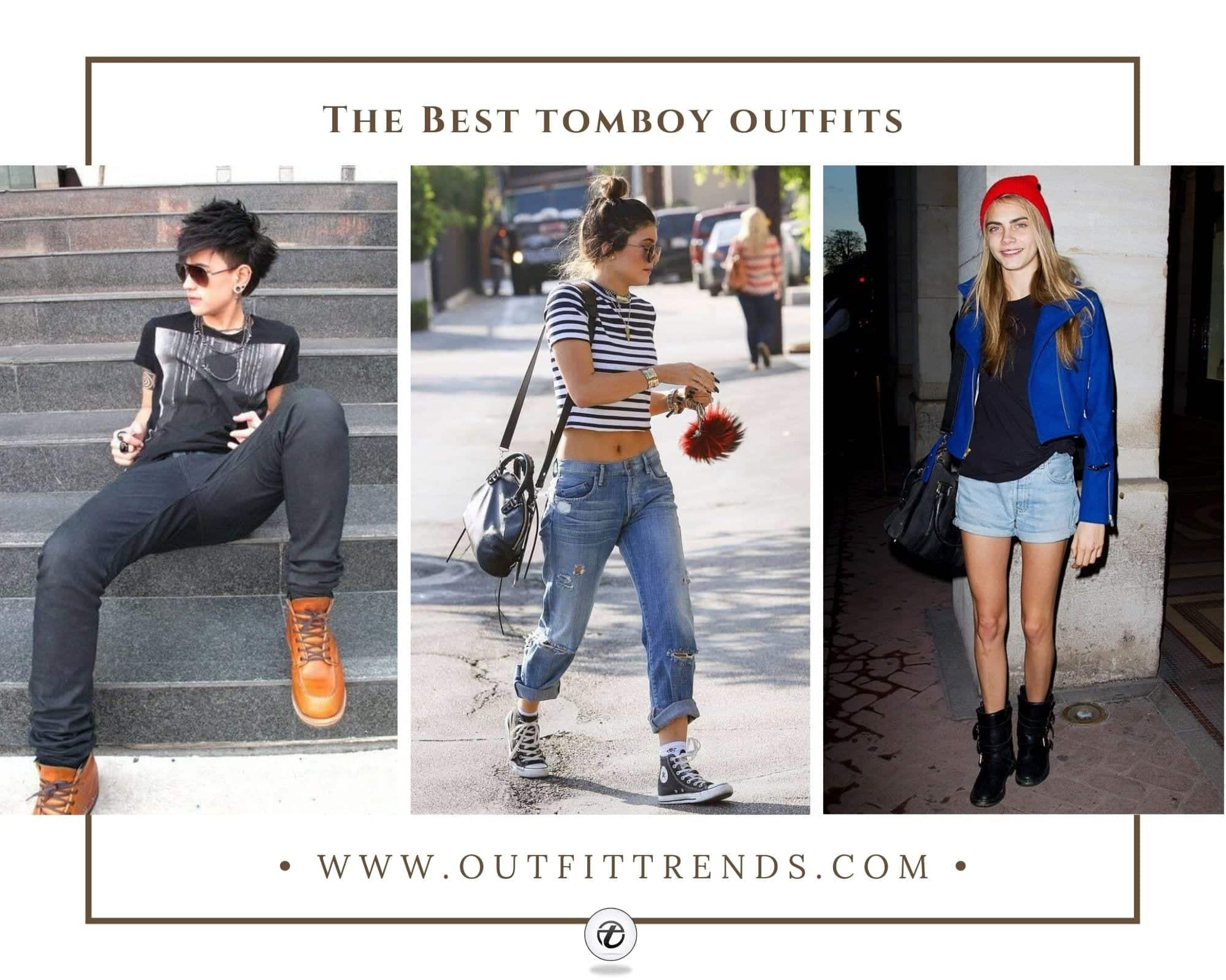 Tomboy Outfits – How to Dress Like Tomboy & 15 Outfit Ideas