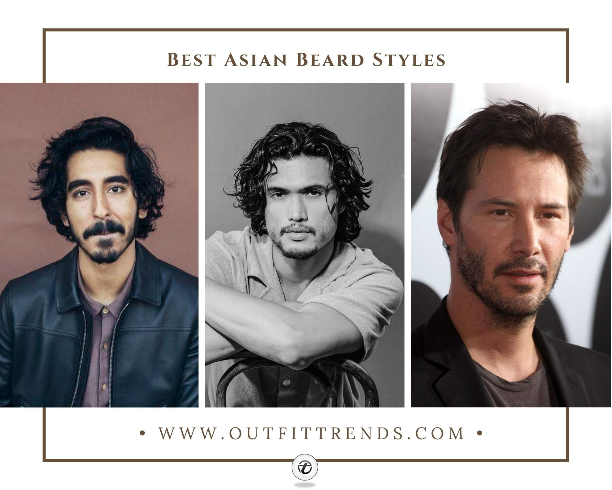 Grow a asian man to beard how 18 Trendy