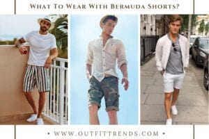 25 Cool & Stylish Bermuda Shorts Outfits For Men This Season